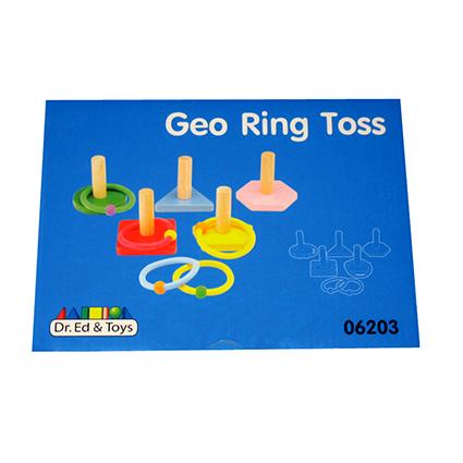 Geo Ring Toss