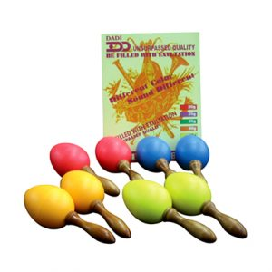 ABS Handle Egg Maracas