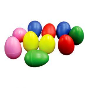 Plastic Egg Maracas