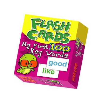My First 100 Key Words