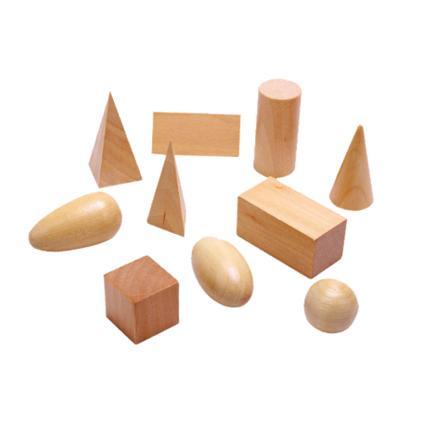 Nature Geometric Solid Shape