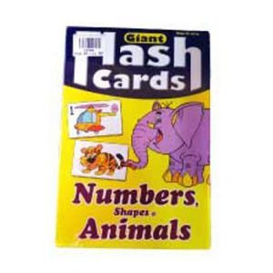 Numbers, Shapes & Animal