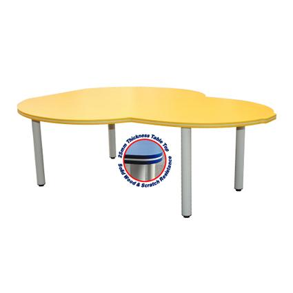 Pear Shaped Table