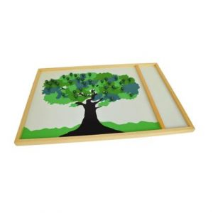 Puzzle of Apple Tree