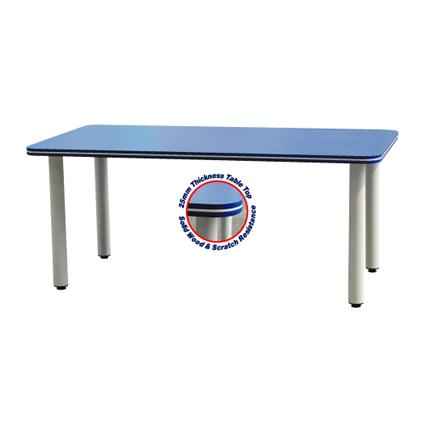 Rectangle Table (6 Seater)