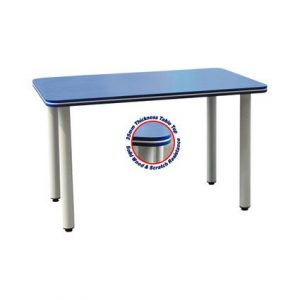 Rectangle Table (4 Seater)