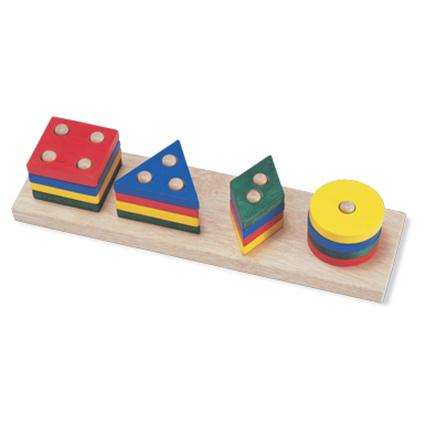 Rod Sorting Board