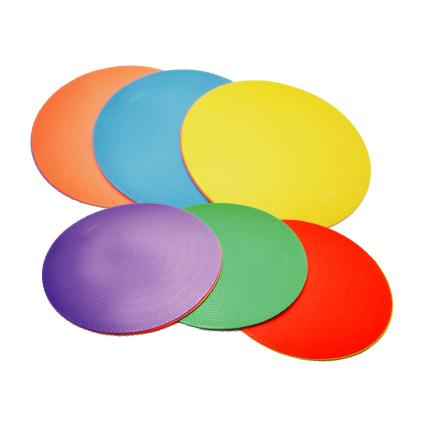 Round Mark (6 Colours Set)