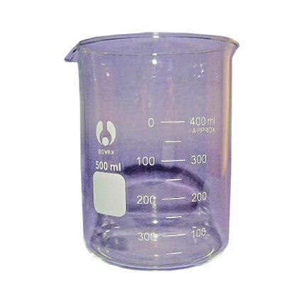 Beaker 500ml (Glass)