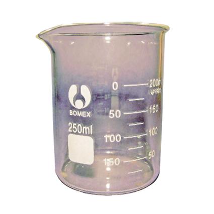 Beaker 250ml (Glass)