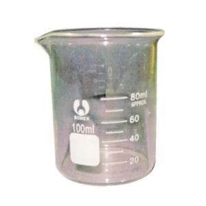 Beaker 100ml (Glass)