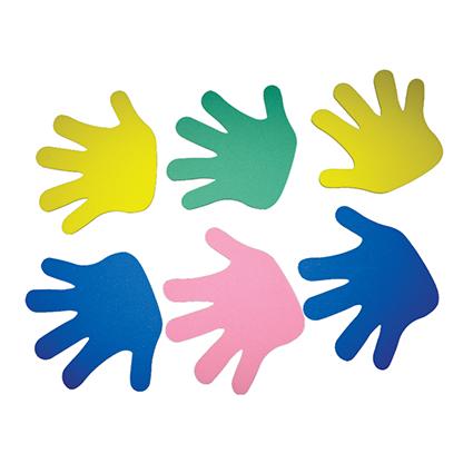 Cue Hand (A Set of 16pcs)