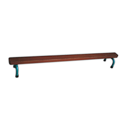 Wooden Balance Beam