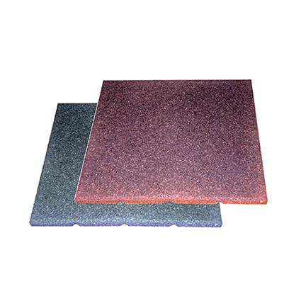 Rubber Tiles 1M x 1M (Out Door)