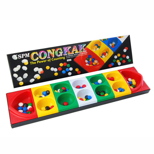 CONGKAK JUNIOR - 12 HOLES MC