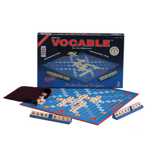 VOCABLE - ENGLISH