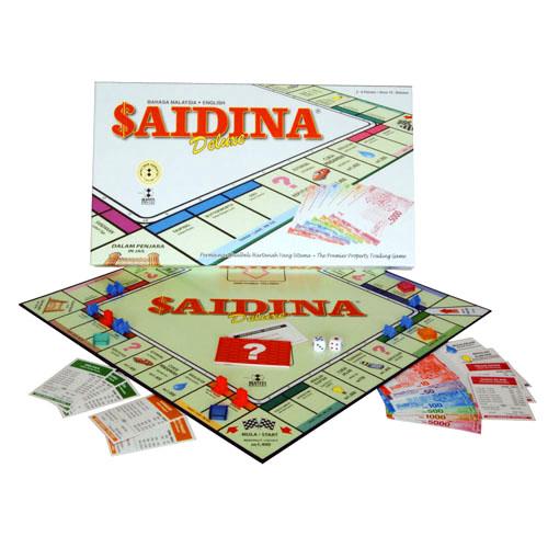 SAIDINA - DELUXE