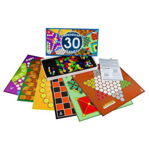 COMPENDIUM OF 30 GAMES