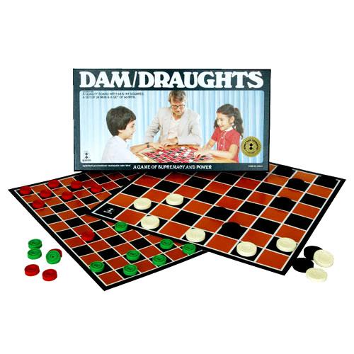 DAM/DRAUGHTS - STD