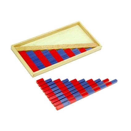 Small Numerical Rods