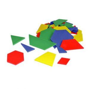 Soft Multilateral Fraction Set (48pcs)
