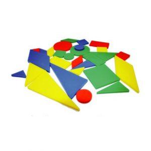 Soft Square Fraction (48pcs)