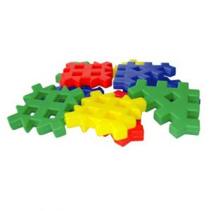 Square Cogwheel Blocks (40pcs)