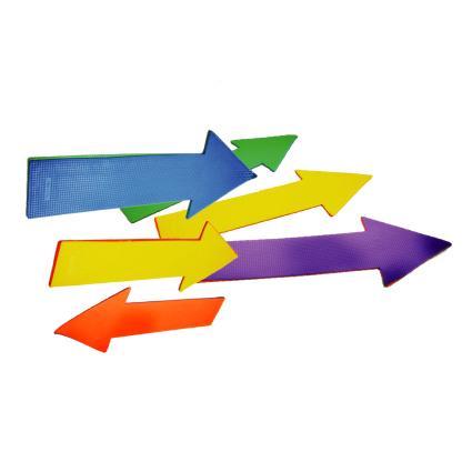 Straight Arrow Mark (6 Colours Set)