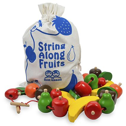 String Along Fruits