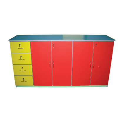 Storage Cabinet with Lock