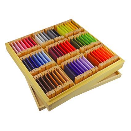 Third Box of Colour Tables