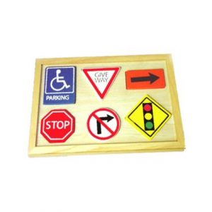 Traffic Sign Puzzle