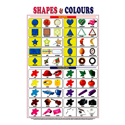 Shapes & Colours