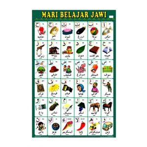 Carta Belajar Jawi (1)