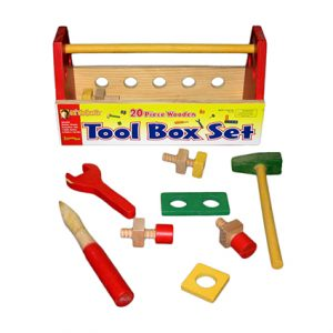 Wooden Tools Box