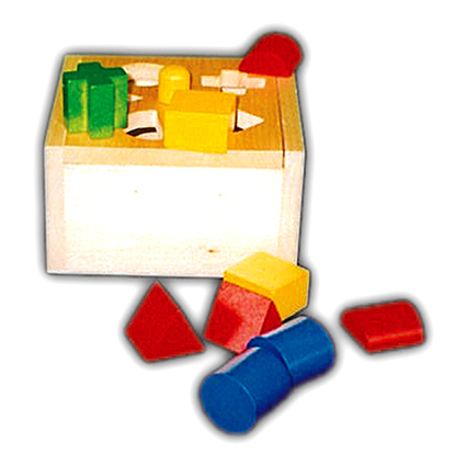 Shape Sorting Board (M)