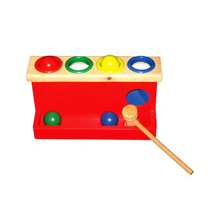 Colourful Pounding Balls