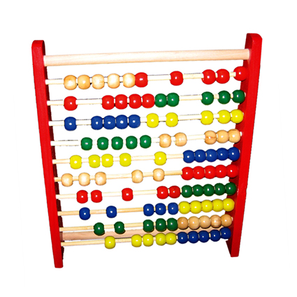 Small Wooden Counting frame