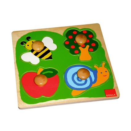 Big Knob Puzzle Garden (S)